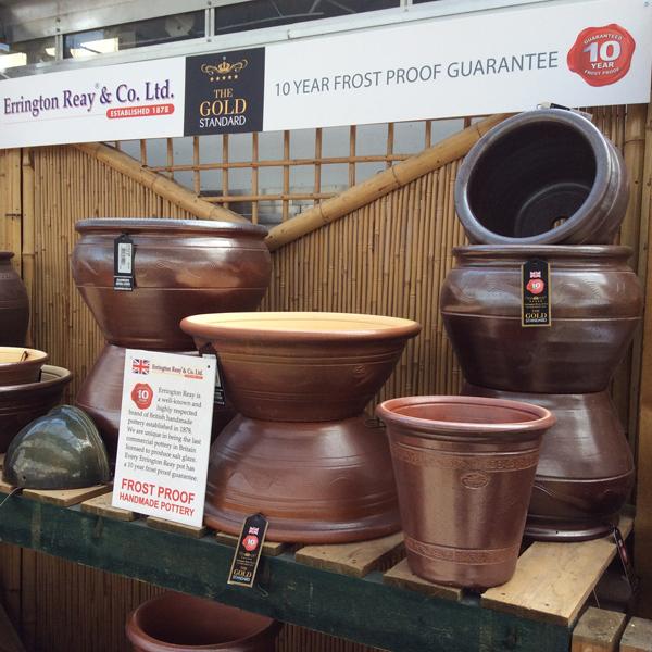 Errington Reay Pots